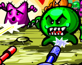 Цветные монстры