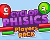 Циклоп физика - новые уровни