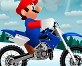 Марио - зимний триал