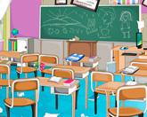 Уборка в школе