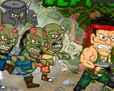 Сражение с зомби