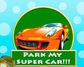 Припаркуй суперкар