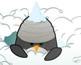 полёт пингвина