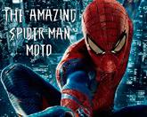 Человек паук мото