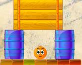 Спрячь апельсин