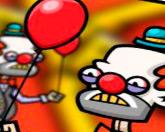 Клоуну в лицо