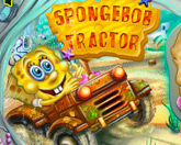 Спанч Боб трактор
