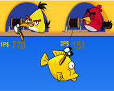 Ангри Берс: рыбалка