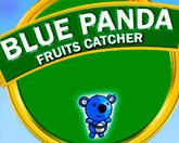 Голубая панда