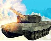 гонки на танке 3d