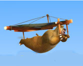 лети медведь, лети