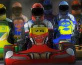 гонки на картинге 3d