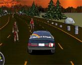 шоссе зомби
