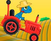 Гонка на тракторе