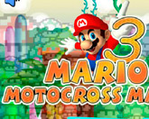 Марио Мотокросс 3
