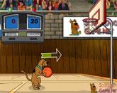 баскетбол со Скуби Ду