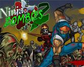 ниндзя против зомби2