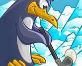 Пингвин и яйца