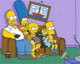 Симпсоны пазлы