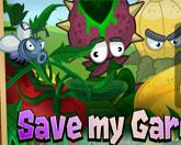 спасение огорода