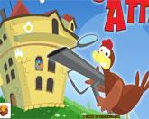 атака куриц