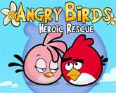 Энгри Бердс: героический риск
