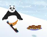 Кунг-фу Панда: сноубординг