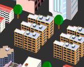 Огромный мегаполис