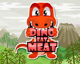 Динозавры едят мясо
