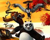 Кунг-фу Панда: скрытые объекты