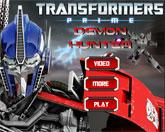 Трансформеры Прайм: демоны