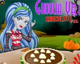 шоколадный пирог Гулии Йелпс