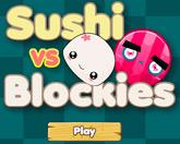 Суши против блоков