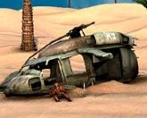 Пустынный защитник 3
