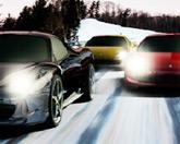 Скорость и снег