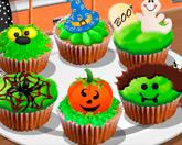 Кухня Сары: Кексы на Хэллоуин