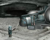 Лунное поселение
