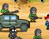Нападение террористов