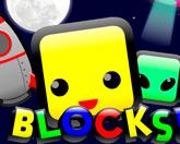 Блоки в космосе