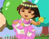 Даша: мир цветов