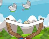 охотник на голубей