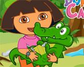 Даша: уход за крокодилом