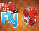 помоги мне летать