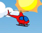Шары и вертолёт