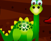 Спаси динозавра