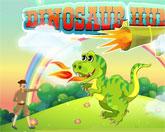 динозавр охотник