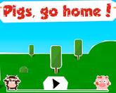 Коровы и свинки