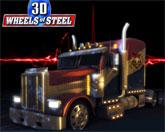 3d стальные колеса
