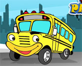 парковка автобуса