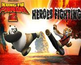 Кунг-фу Панда: битва героев